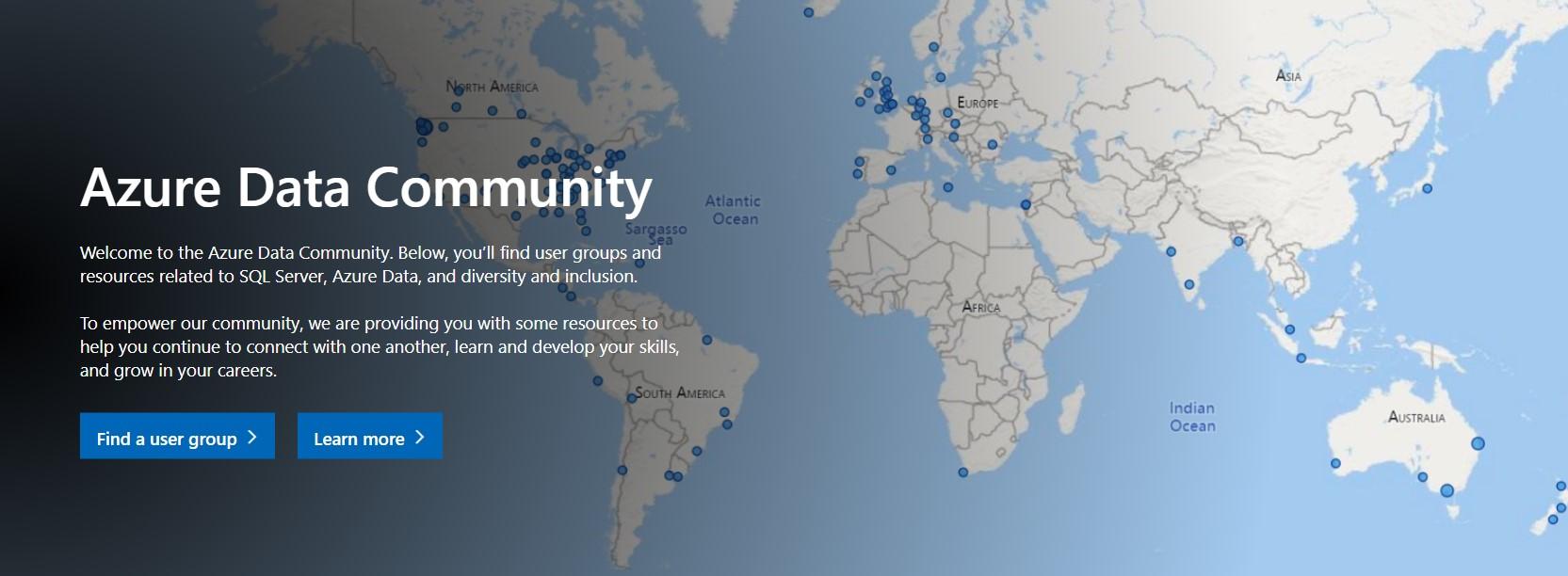 AzureDataCommunity
